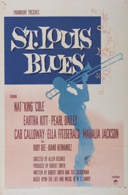 St. Louis Blues movie poster (1958) poster MOV_8716a634