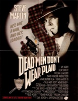 Dead Men Don't Wear Plaid movie poster (1982) picture MOV_8719dc69