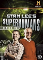 Stan Lee's Superhumans movie poster (2010) picture MOV_871bf06d