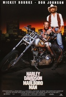Harley Davidson and the Marlboro Man movie poster (1991) picture MOV_8720f904
