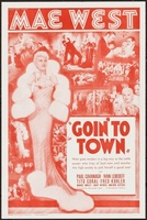 Goin' to Town movie poster (1935) picture MOV_8722844c