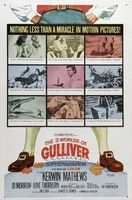 The 3 Worlds of Gulliver movie poster (1960) picture MOV_872920b4