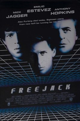 Freejack movie poster (1992) poster MOV_872a8ac4