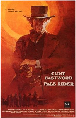 Pale Rider movie poster (1985) poster MOV_87308e23