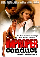 Improper Conduct movie poster (1994) picture MOV_8732a78d