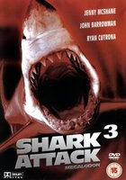 Shark Attack 3: Megalodon movie poster (2002) picture MOV_8733a656