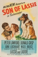 Son of Lassie movie poster (1945) picture MOV_873485a2