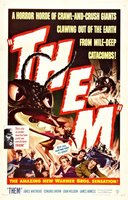Them! movie poster (1954) picture MOV_873cd9e9