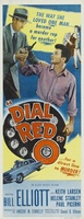 Dial Red O movie poster (1955) picture MOV_874112e7