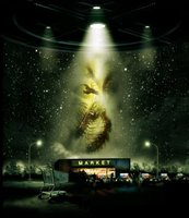 Alien Raiders movie poster (2008) picture MOV_8742c374