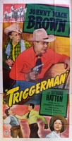 Triggerman movie poster (1948) picture MOV_87459cc8