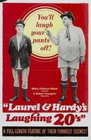 Laurel and Hardy's Laughing 20's movie poster (1965) picture MOV_c9e289a2