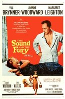The Sound and the Fury movie poster (1959) picture MOV_8767b42b