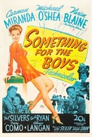 Something for the Boys movie poster (1944) picture MOV_876a213c