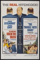 The Man Who Knew Too Much movie poster (1956) picture MOV_876ff4b4