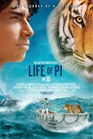 Life of Pi movie poster (2012) picture MOV_87786da8