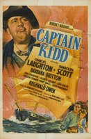 Captain Kidd movie poster (1945) picture MOV_87799d0a