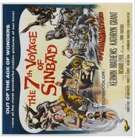 The 7th Voyage of Sinbad movie poster (1958) picture MOV_8779ff98