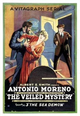 The Veiled Mystery movie poster (1920) poster MOV_877c76a3