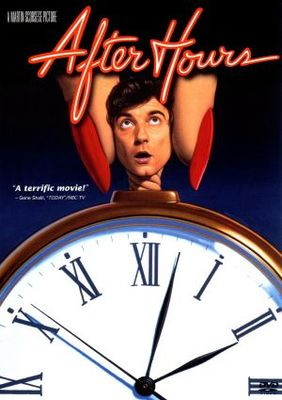 After Hours movie poster (1985) poster MOV_87807310