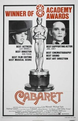 Cabaret movie poster (1972) poster MOV_878e62f9