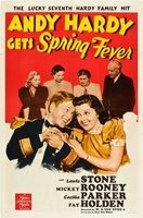 Andy Hardy Gets Spring Fever movie poster (1939) picture MOV_878e7eae