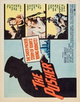 The Pusher movie poster (1960) picture MOV_87a2e4f3