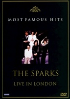 Sparks Live in London movie poster (2000) picture MOV_87a701e3