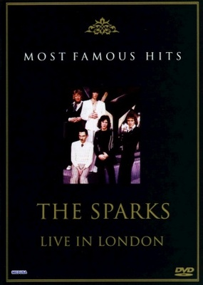 Sparks Live in London movie poster (2000) poster MOV_87a701e3