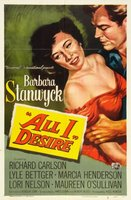 All I Desire movie poster (1953) picture MOV_87a7ff49