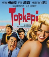 Topkapi movie poster (1964) picture MOV_87afb391