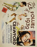 The Ice Follies of 1939 movie poster (1939) picture MOV_87b45a58
