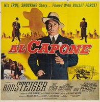 Al Capone movie poster (1959) picture MOV_87b4677f