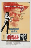 Death of a Gunfighter movie poster (1969) picture MOV_87b77311