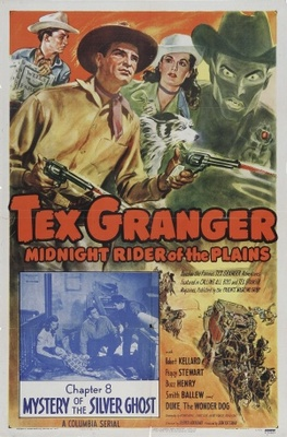 Tex Granger, Midnight Rider of the Plains movie poster (1948) poster MOV_87b78c8b