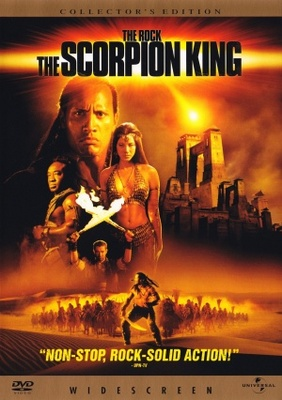 The Scorpion King movie poster (2002) poster MOV_87ba4614