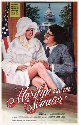 Marilyn and the Senator movie poster (1975) poster MOV_87bb71d9