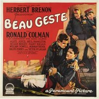 Beau Geste movie poster (1926) picture MOV_87bf75fd