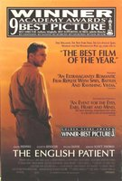The English Patient movie poster (1996) picture MOV_87c2fd95