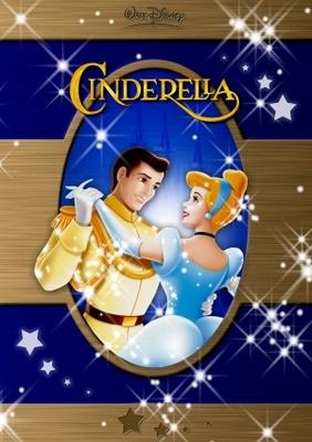 Cinderella movie poster (1950) poster MOV_87c3bdda