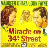 Miracle on 34th Street movie poster (1947) picture MOV_87c3c22f