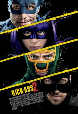Kick-Ass 2 movie poster (2013) poster MOV_87c58c3e