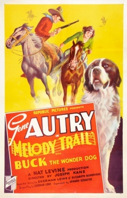 Melody Trail movie poster (1935) poster MOV_87cbc780