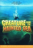 Creature from the Haunted Sea movie poster (1961) picture MOV_87cd74d8