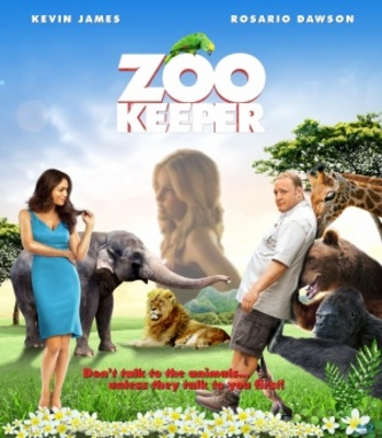 The Zookeeper movie poster (2011) poster MOV_87ce202f