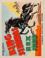 King of the Sierras movie poster (1938) picture MOV_87cf2e43
