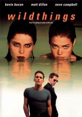 Wild Things movie poster (1998) poster MOV_87cf92f1