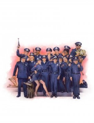 Police Academy movie poster (1984) poster MOV_87d1e2d6