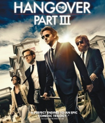The Hangover Part III movie poster (2013) poster MOV_87d35ff7