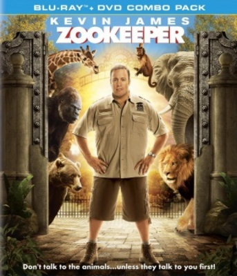 The Zookeeper movie poster (2011) poster MOV_87d58141